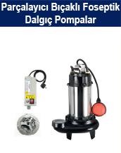 Dalgıç Pompalar